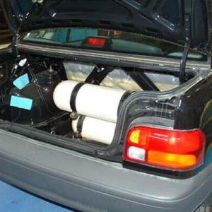 مقاله آماده خودرو گازسوز